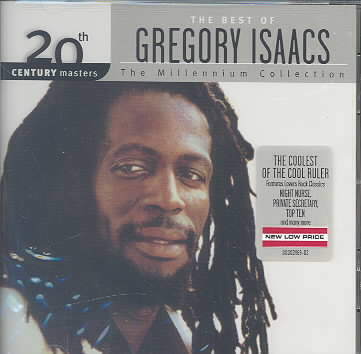 20TH CENTURY MASTERS:MILLENNIUM COLLE BY ISAACS,GREGORY (CD)